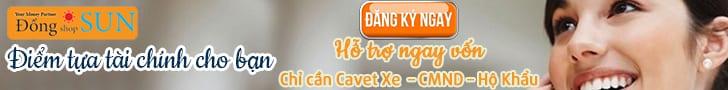 vay, Vay tiền chỉ cần Cavet xe – CMND – Hộ khẩu tại Công ty Tài chính Đồng Shop Sun, Vay Tiền Liền