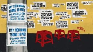 vay trực tuyến, Cảnh báo về cho vay trực tuyến lãi suất không minh bạch tại Việt Nam, Vay Tiền Liền