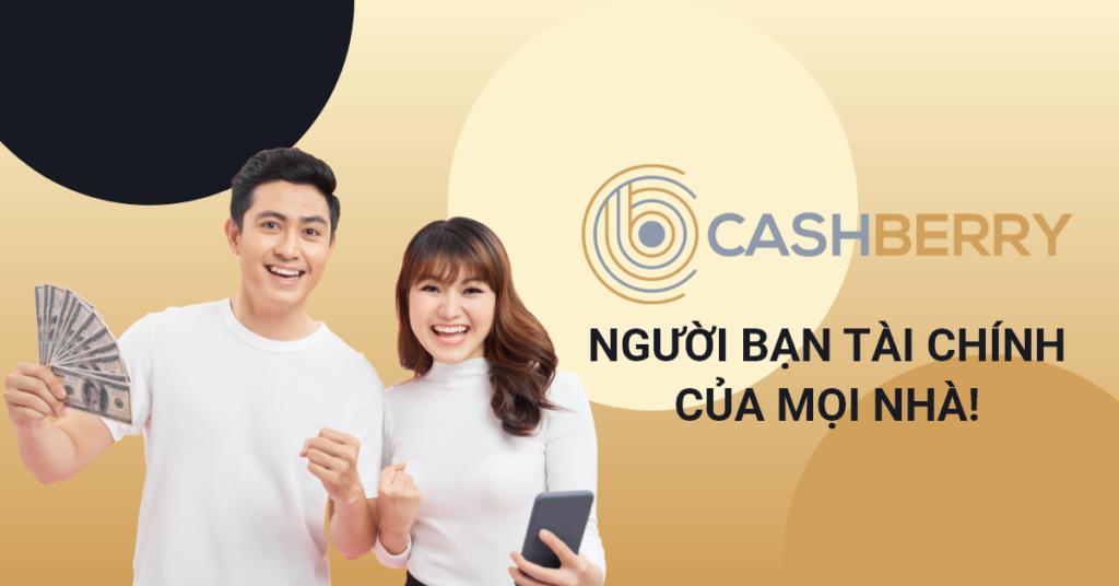 Vay tiền online CashBerry