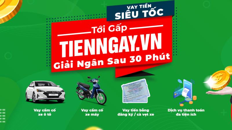 Tiền Ngay – Vay qua đăng ký/ Cavet xe máy/ Ô tô hoặc Cầm cố xe